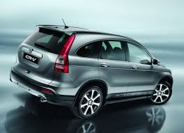 honda car crv