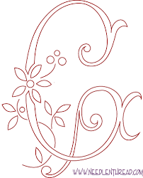 monograms letters