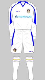 leeds united football kits