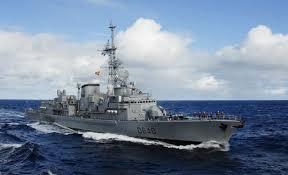 french navy ship