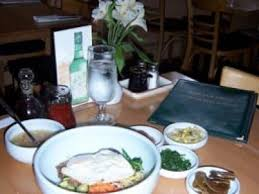 korean dining