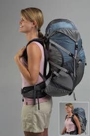 back pack women