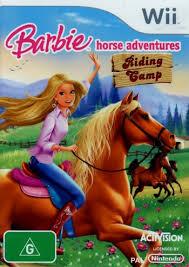 barbie horse adventures wii