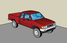 google sketch up cars