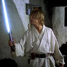 luke lightsabers
