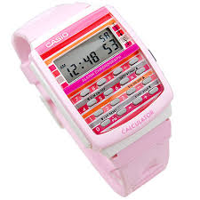 casio poptone calculator watch