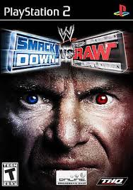raw vs smackdown ps2