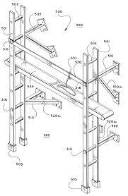 ladder scaffolds