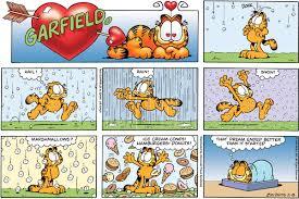 garfield comics