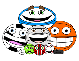 cartoon sports