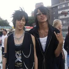 japan hair style 2009