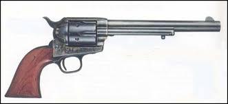 colt 45 revolver