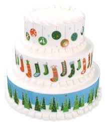 holiday cake decorating ideas