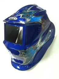 custom welding hoods