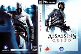 assassins creed pc dvd