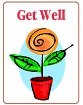 get well card printable