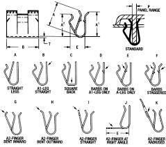 fastening clips