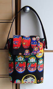 russian dolls fabric