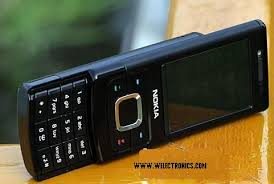 nokia phone slide