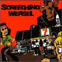 Screeching Weasel - I Hate Led Zeppelin (Demo Version)