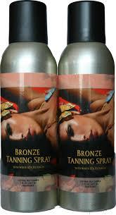 bronze sprayer