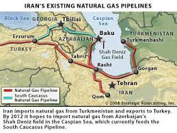 iran pipeline