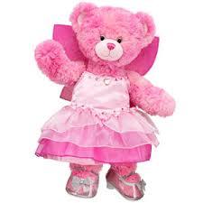 build a bear teddys