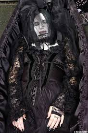 goth coffin