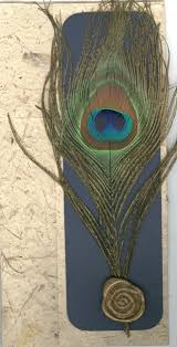 peacock feather arrangements