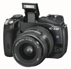 olympus evolt camera