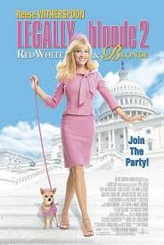 legally blonde movies