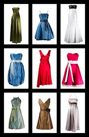 bridesmaids wedding dress