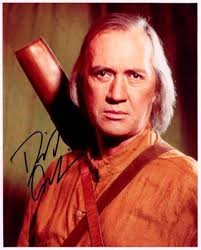 kung fu david carradine