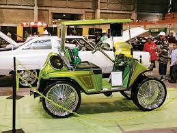 lowrider golf cart