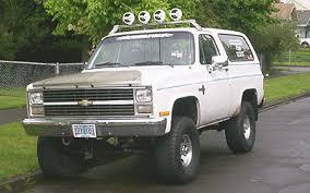 1983 k5 blazer