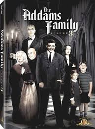 the addams family dvd