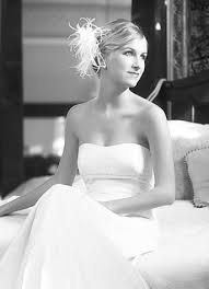 bridal feather headpieces