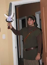 link halloween costumes