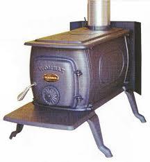cast iron heater