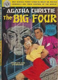agatha christie the big four