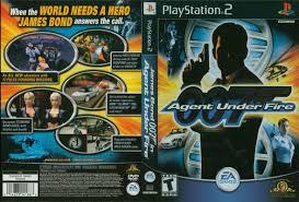 007 under fire