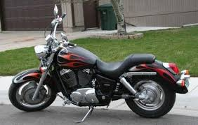 honda shadow 1100 sabre
