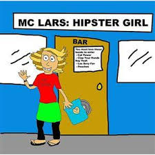 Mc Lars Horris - Internet Relationships (Are Not Real Relationships)