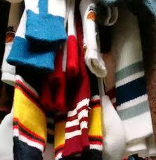 socks striped