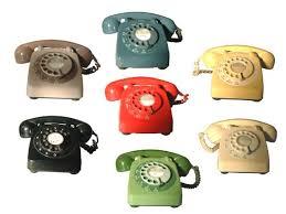 modern telephones