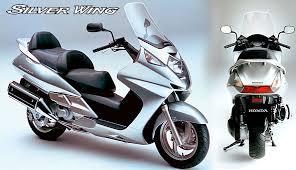 honda silverwing 600 abs