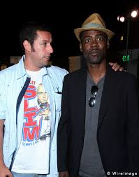 adam sandler chris rock