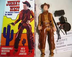 johnny west dolls