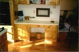 kitchen desk design