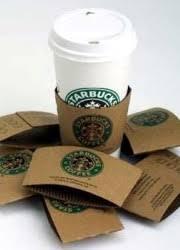 cardboard cup holders